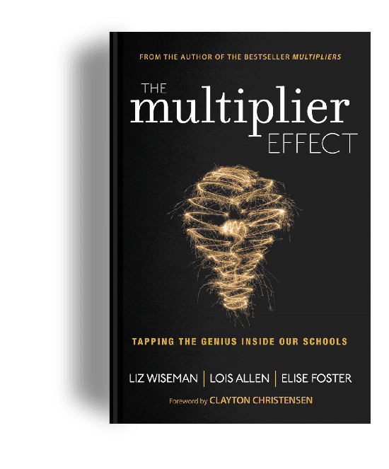 The Multiplier Effect, written by Liz Wiseman, Lois Allen, and Elise Foster of The Wiseman Group